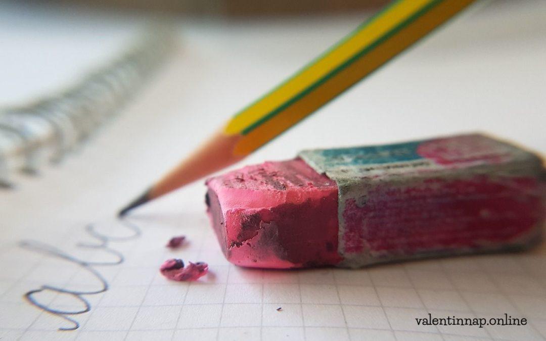 Valentin-nap helyesírás