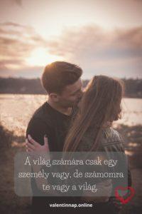 Valentin-napi idézet