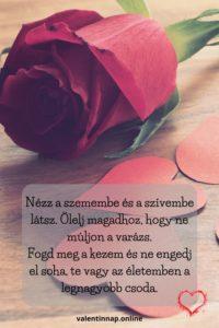 Valentin-nap idézet