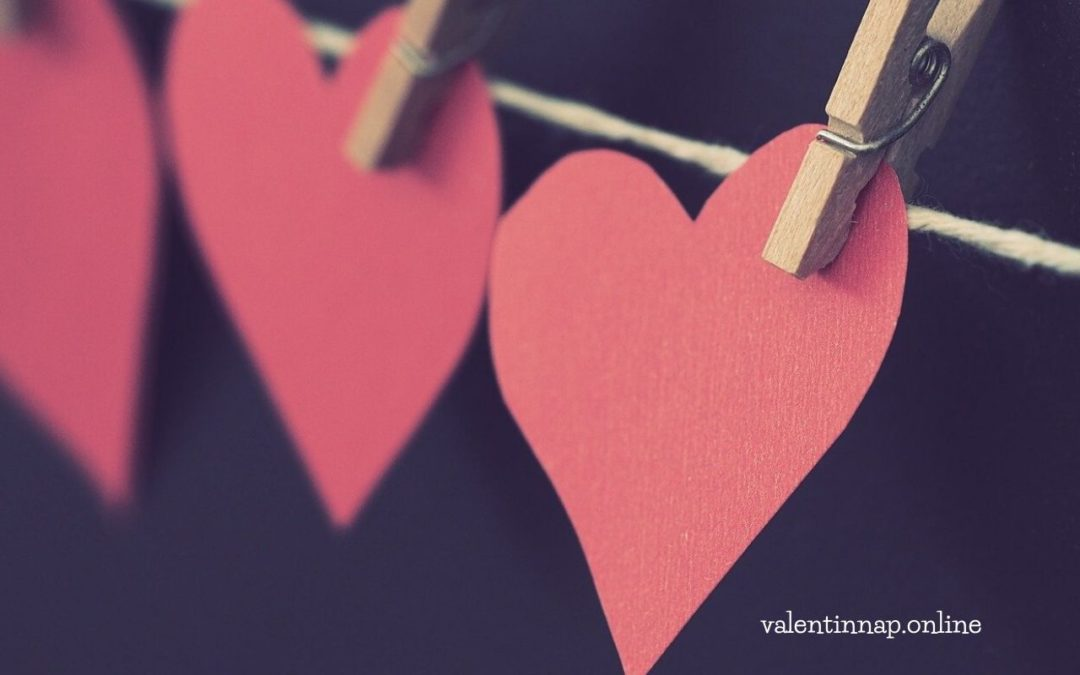 Valentin-napi diy ötletek
