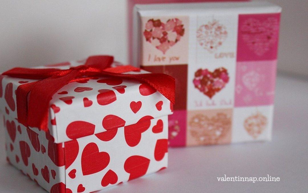 Valentin-napi meglepetés