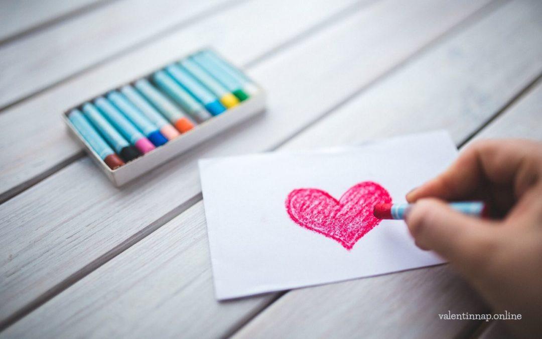Kreatív Valentin-napi program ötlet