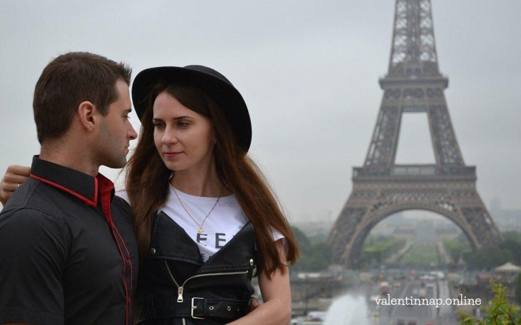 Szerelmes pár, Franciaorszag