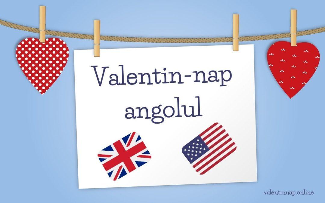 Valentin-nap angolul